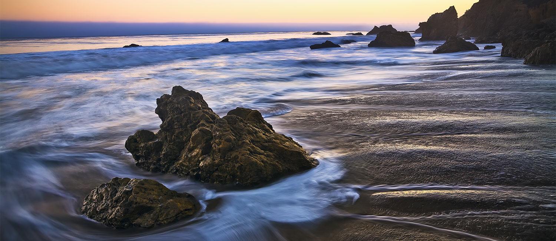 Santa Cruz, CA Beach