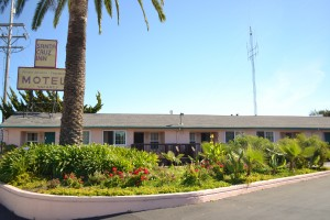 Comfort Inn Santa Cruz - Santa Cruz Inn Entrance
