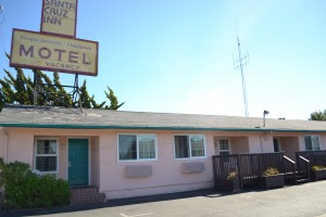 Comfort Inn Santa Cruz - Santa Cruz Inn Motel Lobby