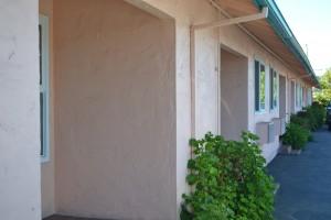 Comfort Inn Santa Cruz - Santa Cruz Inn Corridors