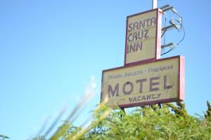Comfort Inn Santa Cruz - Santa Cruz Inn Motel